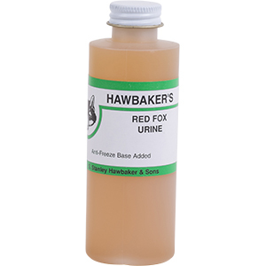 SS Hawbaker Red Fox Urine #hawredfx15
